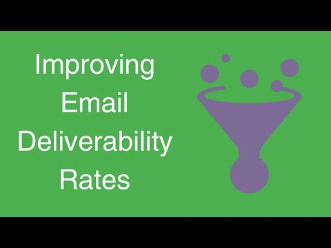 Watch 'How To Improve Your Email Deliverability Rates '