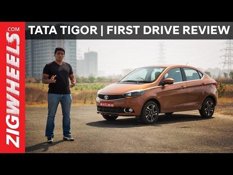 Tata Tigor | First Drive Review | ZigWheels.com