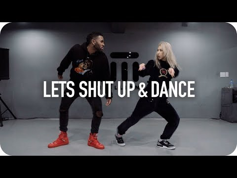 Let's Shut Up & Dance - Jason Derulo, LAY, NCT 127 / Mina Myoung Choreography with Jason Derulo - Thời lượng: 4:19.