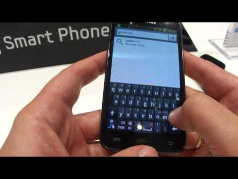 Samsung Galaxy S II LTE - hands on
