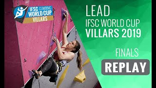 IFSC Climbing World Cup Villars 2019 - Lead Finals by International Federation of Sport Climbing