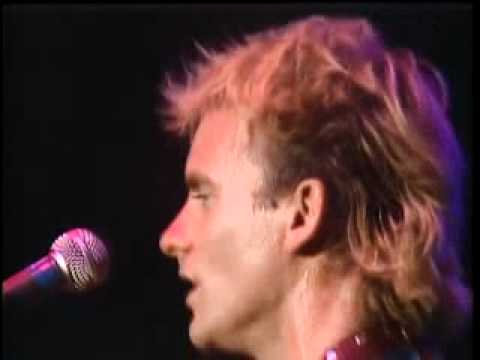 The Police - Synchronicity Concert-1983 .flv