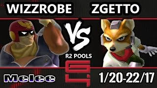 Video Genesis 4 SSBM - Wizzrobe (Captain Falcon) Vs. Zgetto (Fox) Smash Melee R2 Pools MP3, 3GP, MP4, WEBM, AVI, FLV Desember 2017