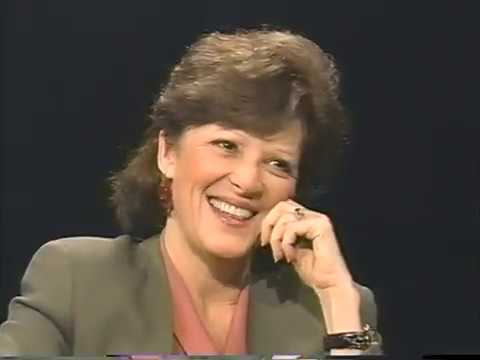 "Linda Lavin on Charlie Rose promoting ""Room For Two"" (1992)"