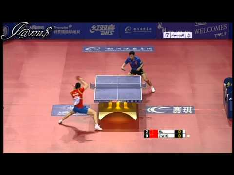 2012 Asian Championships (ms-final) MA Long - ZHANG Jike [HD] [Full Match/Short Form]