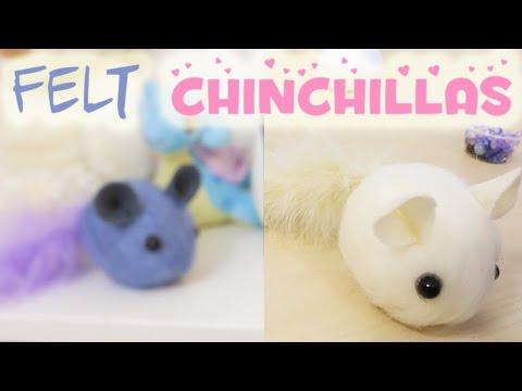 How to Make ♡ Chinchillas ♡