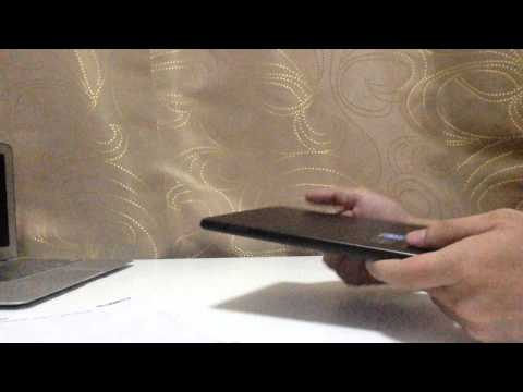 Lenovo miix 3-830 unboxing and mini-review [Thai]