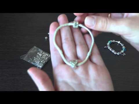 Женские часы с браслетом краб