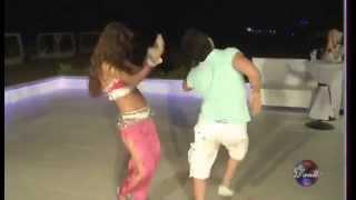 رقص هیپ هاپ دختران ایرانی