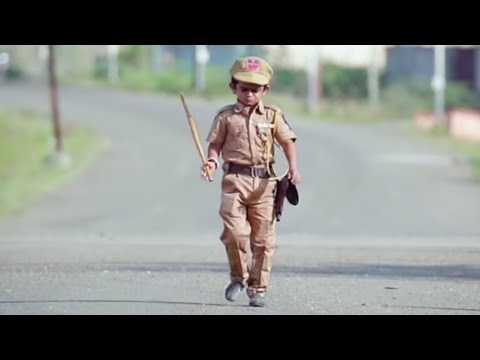 "छोटू दादा का पुलिस स्टेशन |""CHOTU DADA POLICE MAN"" Khandesh Hindi Comedy  Chotu Comedy Video"
