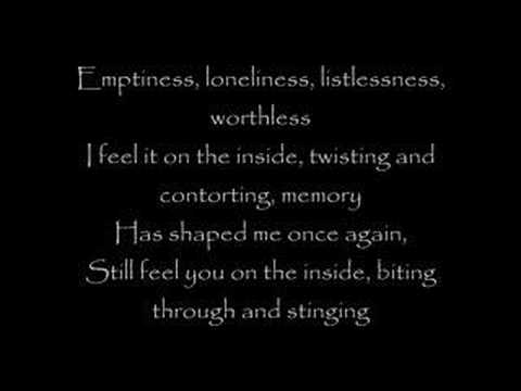 lyrics of mudvayne in guitar: