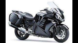 9. 2017 Kawasaki Concours 14 ABS