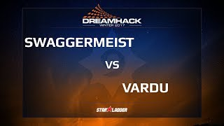 Swaggermeist vs Vardu, game 1