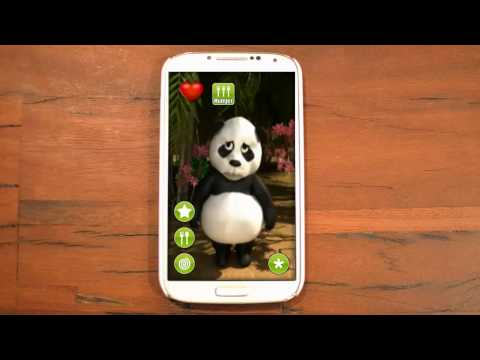 Video of Talking Paul Panda