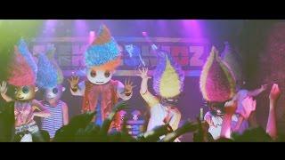 Elektrokidz videoklipp Drop The Beat (feat. Nya)