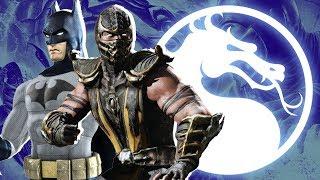 Mortal Kombat Vs DC, MK9, and MKX   Revisiting The Mortal Kombat Series by GameSpot