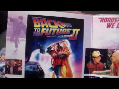 Back To The Future Trilogy 30th Anniversary Blu-Ray Review