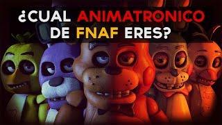 Que personaje animatronico de FNAF (Five nights at freddys) eres? | Test Divertidos de Personalidad en Español ↠↠ ¡No te olvides de suscribirte para no ...