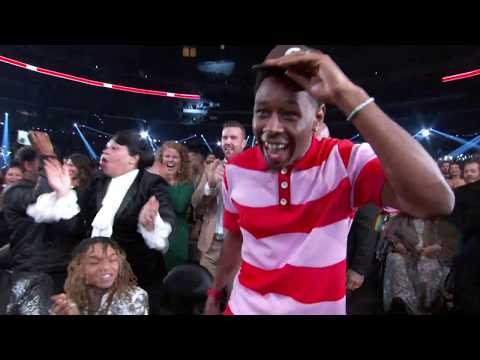 Tyler, the Creator Wins Wins Best Rap Album | 2020 GRAMMYs Acceptance Speech