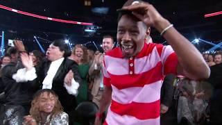 Tyler, the Creator Wins Wins Best Rap Album   2020 GRAMMYs Acceptance Speech