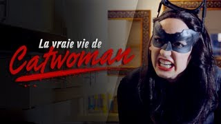 Video La vraie vie de Catwoman - Studio Bagel MP3, 3GP, MP4, WEBM, AVI, FLV September 2017