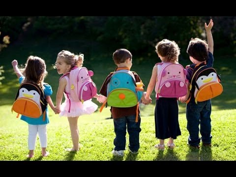 kindergarten - You haven't seen cute until you've seen this. Who could forget the emotional cocktail that was equal parts excitement and nervousness on the first day of sch...