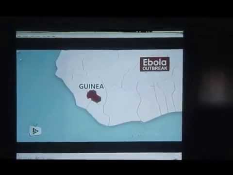 Ebola show at Uttarpara Amarendra Vidyapith