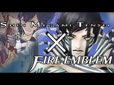 shin megami tensei x fire emblem wii u gameplay