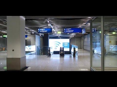 FLUGHAFEN DÜSSELDORF: Mann sticht Sicherheitsdienst-M ...