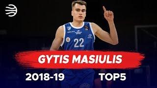 Video Gytis Masiulis. TOP5 momentai iš 2018-2019 m. sezono MP3, 3GP, MP4, WEBM, AVI, FLV September 2019
