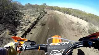 10. 2015 KTM 450 xc-f * First Ride & Review