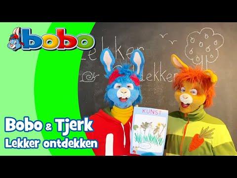Bobo en Tjerk ontdekken #7 • Kunst uit de natuur