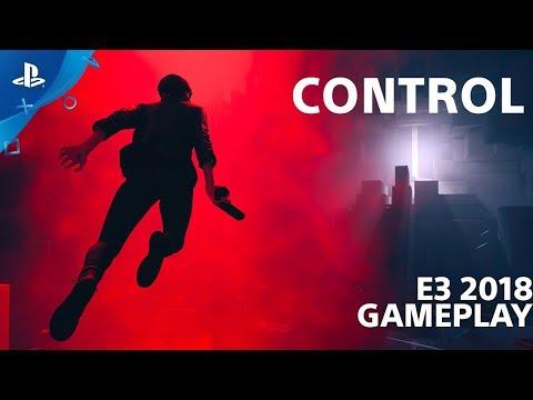 Control : Gameplay E3 2018