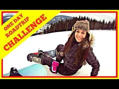 ► ONE DAY ROADTRIP CHALLENGE ◄ Aik & Johanka