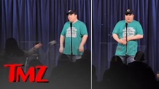 Comedian John Caparulo Attacked By Trump Supporter | TMZ