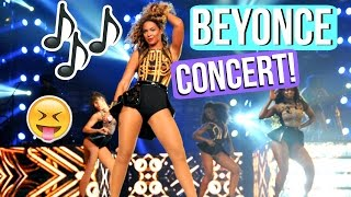 SURPRISE BEYONCE CONCERT IN NYC! by Aspyn + Parker