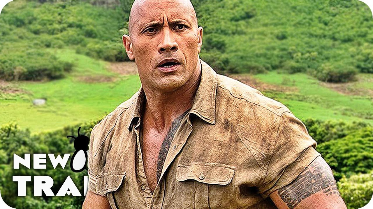 The Game has Changed but the Legend Continues in 'Jumanji: Welcome to the Jungle' (International Trailer)