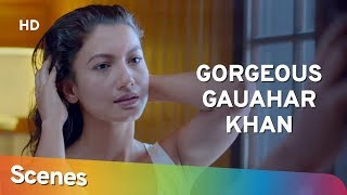 Gauahar Khan best scenes from Fever (2016)  Rajeev Khandelwal | Gemma Atkinson - Latest Hindi Movie