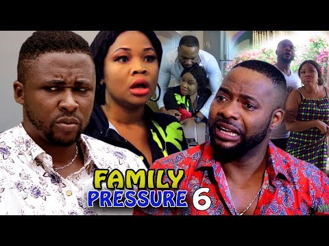Family Pressure Season 6 - (New Movie) 2018 Latest Nigerian Nollywood Movie Full HD | 1080p