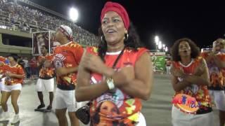 ENSAIO TÉCNICO DA GRANDE RIO NO SAMBÓDROMO DO RIO PARA O CARNAVAL 2017.