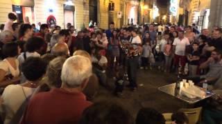 Galatina Italy  City new picture : Small Boy tambourine, Galatina, Italy