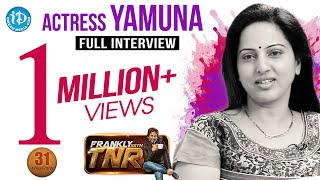 Actress Yamuna Video Explains Sex Racket Controversy