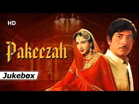 Pakeezah (1972) | पाकीज़ह | Meena Kumari | Raaj Kumar | Ashok Kumar | Bollywood Superhit Song