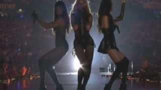 Beyonce, Ratu Panggung Musik