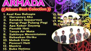 Video Lagu ARMADA Favorite ALBUM Colection - (( Lagu Indonesia Terbaik )) Hitz MP3, 3GP, MP4, WEBM, AVI, FLV Februari 2018