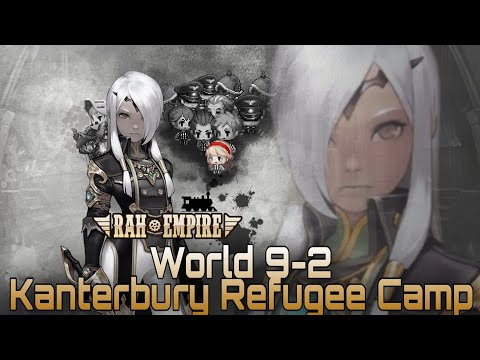 Guardian Tales - World 9-2 (Kanterbury Refugee Camp)[Complete]