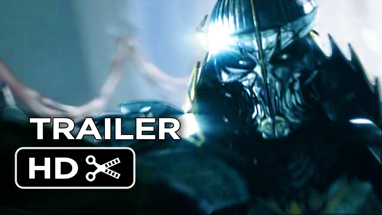 Teenage Mutant Ninja Turtles Official Trailer #2 (2014) – Whoopi Goldberg, Megan Fox Movie HD