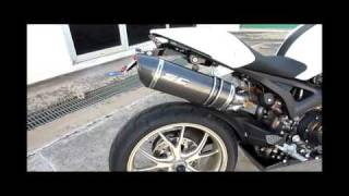 8. Ducati Monster 1100S SC-Project Exhaust