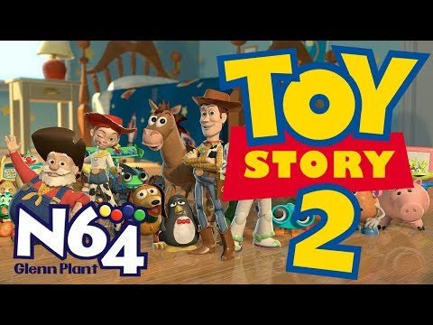 toy story 2 nintendo 64 walkthrough