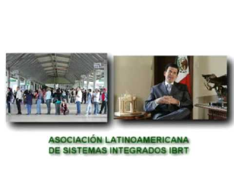 "II Conference ""The Best Practices SIBRT in Latin America"" León -2012"